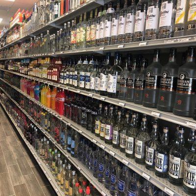 West Ashley Vodkas