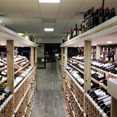 West Ashley Wine Selection