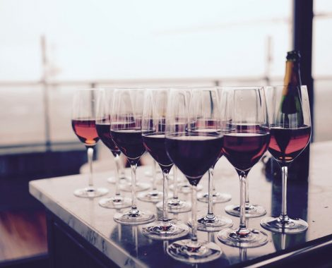 WINE GLASSES REDS